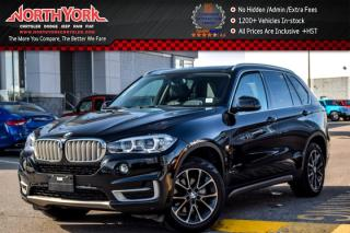 Used 2016 BMW X5 xDrive35i|Cold Wthr., Driver Asst.Pkgs|Sunroof|H/K Audio|Pkng_Sensors for sale in Thornhill, ON