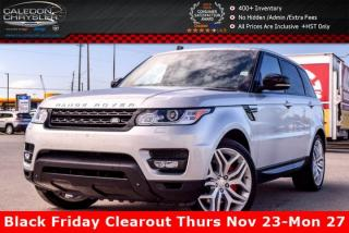 Used 2014 Land Rover Range Rover Sport V8 SC Autobiography Dynamic|4x4|Navi|Pano sunroof|Backup Cam|Bluetooth|21