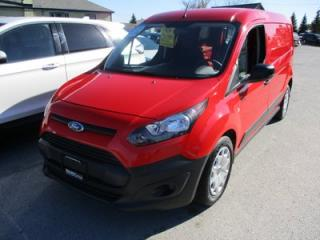 Used 2016 Ford Transit Connect 'GREAT VALUE' CARGO MOVING XL MODEL 2 PASSENGER 2.5L - DOHC.. SLIDING MIDDLE DOOR.. KEYLESS ENTRY.. BACK-UP CAMERA.. for sale in Bradford, ON