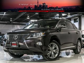 Used 2013 Lexus RX 350 NAVI|REAR CAM|COOLED SEATS|BLUETOOTH for sale in North York, ON