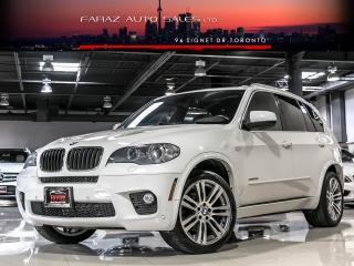 Used 2012 BMW X5 7PASS|M-SPORT|TV/DVD|NAVI|360CAM|LOADED for sale in North York, ON