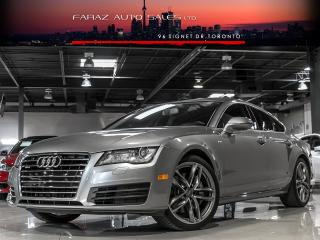 Used 2014 Audi A7 TECHNIK|NAVI|360|B.SPOT|COOLEDSEAT|DRIVE SELECT for sale in North York, ON