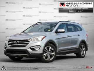 Used 2014 Hyundai Santa Fe Limited AWD for sale in Nepean, ON