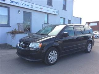 Used 2015 Dodge Grand Caravan Canada Value Package Only 45,000 KMS !! for sale in Concord, ON