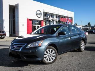 Used 2014 Nissan Sentra SV, INTELLIGENT KEY, ECO/SPORT MODE, BLUETOOTH for sale in Orleans, ON