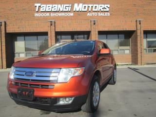 Used 2007 Ford Edge SEL | PANORAMIC ROOF | LEATHER | HEATED SEATS for sale in Mississauga, ON