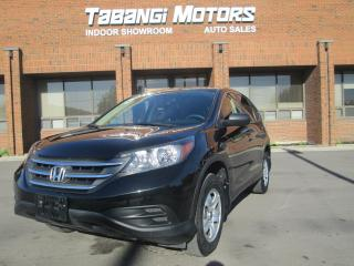 Used 2013 Honda CR-V LX | AWD | REAR VEIW CAMERA | BLUETOOTH | for sale in Mississauga, ON