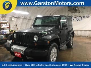 Used 2011 Jeep Wrangler Jeep 70th Anniversary*KEYLESS ENTRY w/REMOTE START*CLIMATE CONTROL*ALLOYS*POWER WINDOWS/LOCKS/HEATED MIRRORS*U CONNECT PHONE*LEATHER*HEATED FRONT SEATS*FOG LIGHTS*AM/FM/XM/CD/AUX/USB* for sale in Cambridge, ON