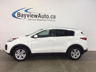 Used 2017 Kia Sportage - 2.4L|AWD|ALLOYS|HTSD SEATS|REV CAM|BLUETOOTH! for sale in Belleville, ON