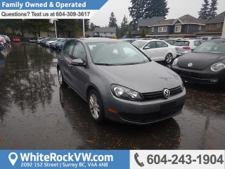 Used 2010 Volkswagen Golf 2.5L Comfortline Remote Keyless Entry, A/C & Cruise Control for sale in Surrey, BC