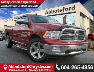 Used 2012 Dodge Ram 1500 SLT # 2 VALUE RANK IN BC! for sale in Abbotsford, BC
