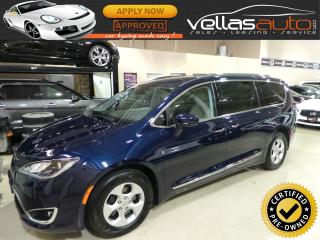 Used 2017 Chrysler Pacifica Touring-L Plus TOURING-L PLUS| NAVI| PDOORS| LEATHER for sale in Woodbridge, ON