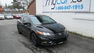 Used 2015 Honda Civic EX for sale in Richmond, ON