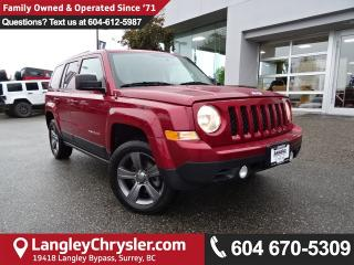 Used 2015 Jeep Patriot *ACCIDENT FREE*ONE OWNER*LOCAL BC JEEP* for sale in Surrey, BC