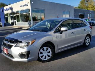 Used 2013 Subaru Impreza 2.0i 5spd for sale in Kitchener, ON
