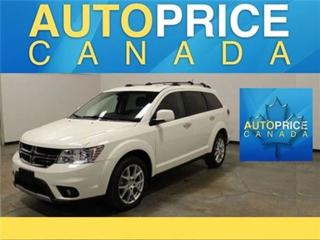 Used 2017 Dodge Journey GT-AWD-LEATHER-7PASS for sale in Mississauga, ON