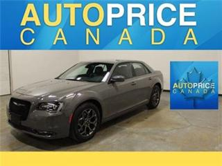 Used 2017 Chrysler 300 S-AWD-LEATHER-REAR CAM for sale in Mississauga, ON