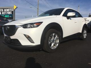 Used 2016 Mazda CX-3 GS for sale in Cobourg, ON