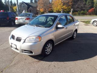 Used 2007 Pontiac Wave Base for sale in Guelph, ON