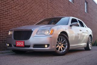 Used 2012 Chrysler 300 LIMITED, Rear Camera,Leather,Sunroof for sale in North York, ON