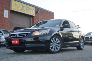 Used 2011 Honda Accord EX-L for sale in North York, ON