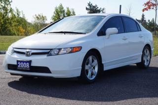 Used 2008 Honda Civic EX-L Fully Loaded Leather / Sunroof No Accident. for sale in North York, ON
