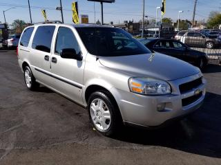 Used 2009 Chevrolet Uplander LS EXTENDED for sale in Hamilton, ON
