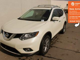 Used 2015 Nissan Rogue SL - NAVIGATION, LEATHER, 360 CAMERA for sale in Edmonton, AB