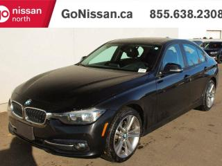 Used 2016 BMW 320 i xDrive: LEATHER, SUNROOF, AWD!! for sale in Edmonton, AB