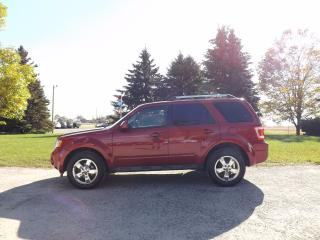 Used 2011 Ford Escape Limited for sale in Thornton, ON