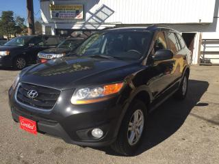 Used 2010 Hyundai Santa Fe GL ALL WHEEL DRIVE,LEATHER for sale in Scarborough, ON