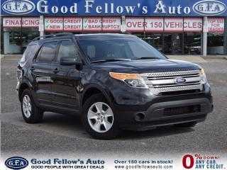 Used 2014 Ford Explorer 4WD, 7 PASSENGER, 6 CYL, 3.5 LITER for sale in North York, ON