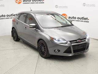 Used 2012 Ford Focus Titanium for sale in Edmonton, AB