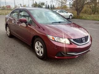 Used 2014 Honda Civic LX for sale in Stittsville, ON