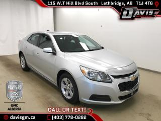Used 2016 Chevrolet Malibu LIMITED for sale in Lethbridge, AB