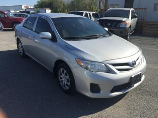Used 2012 Toyota Corolla LE for sale in Pickering, ON