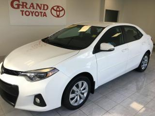 Used 2014 Toyota Corolla S for sale in Grand Falls-windsor, NL