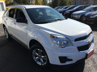 Used 2012 Chevrolet Equinox LS/AUTO/ALLOYS/FWD/DRIVES LIKE NEW for sale in Scarborough, ON