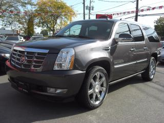 Used 2010 Cadillac Escalade ESV 4WD for sale in London, ON