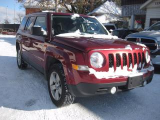Used 2013 Jeep Patriot North 4x4 AC Htd Seats/Mirrors PW PL PM for sale in Ottawa, ON