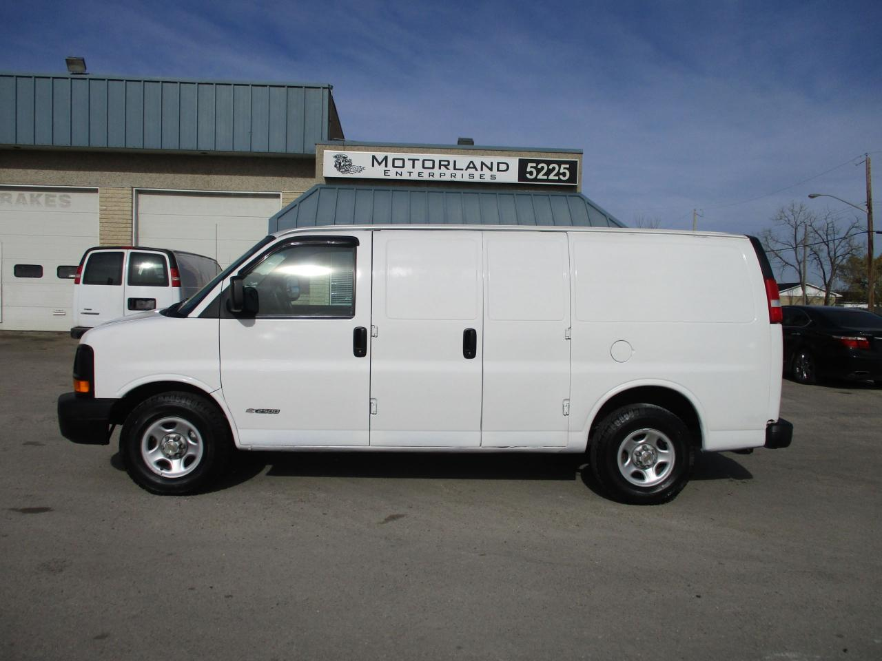 2003 Chevrolet Express 2500