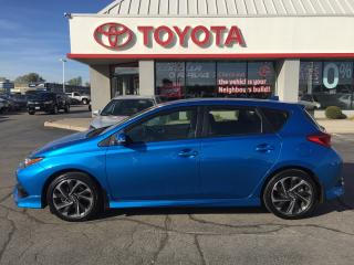 Used 2017 Toyota Corolla IM for sale in Cambridge, ON
