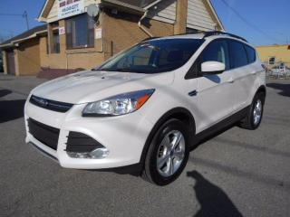 Used 2013 Ford Escape SE 4WD 2.0L EcoBoost Leather Navigation ONLY 38Km for sale in Etobicoke, ON