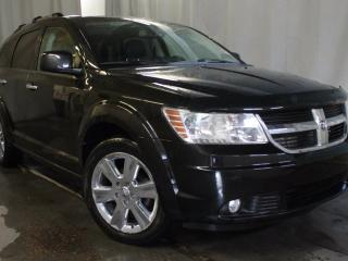 Used 2010 Dodge Journey R/T All Wheel Drive / Sunroof / Rear Back Up Camera for sale in Edmonton, AB
