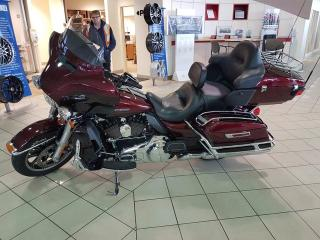 Used 2014 Harley Davidson FLH Full Dress Classic for sale in Red Deer, AB
