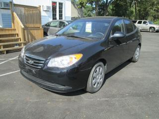 Used 2010 Hyundai Elantra GL for sale in Scarborough, ON