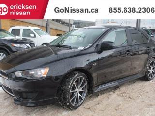 Used 2013 Mitsubishi Lancer ES for sale in Edmonton, AB