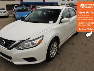 Used 2016 Nissan Altima 2.5 - AUTO, AIR, POWER SEAT! for sale in Edmonton, AB