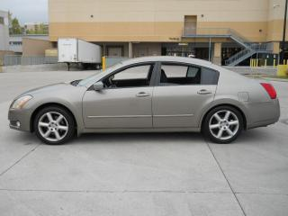 Used 2004 Nissan Maxima 4 door, Automatic, Only 163000 km, Glassroof, 3 Ye for sale in North York, ON
