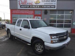 Used 2006 Chevrolet Silverado 1500 LT Extended Cab 4x4 for sale in London, ON